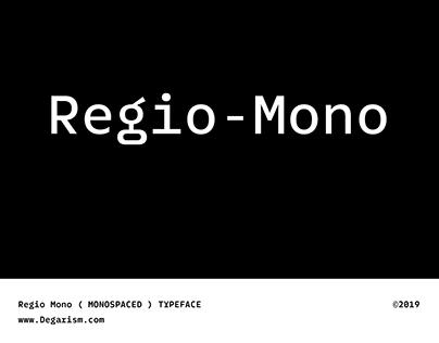 Regio Mono (monospace)