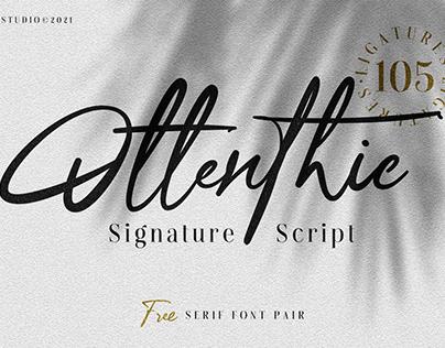 Ottenthic Signature