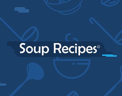 Soup Recipes Logo | & Logo Assembly Video