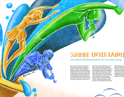Summer Entertainment Guide