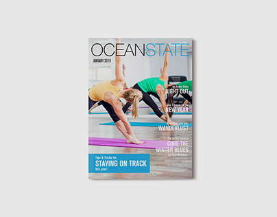 Ocean State Magazine January 2019 Issue