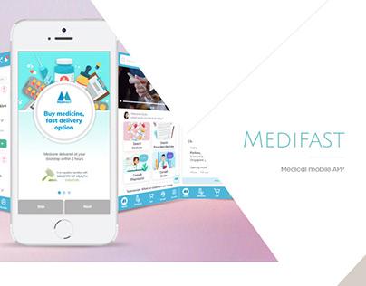 MediFAST - Medical Mobile APP