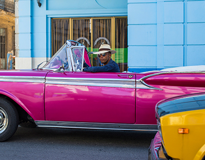 Cars of Havana