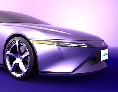 Honda Integra Concept