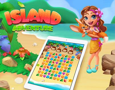 Island Adventure: UI