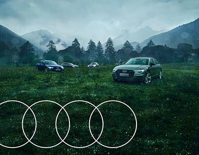 Audi A6/A4 wagon