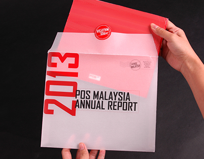 Pos Malaysia  Annual Report