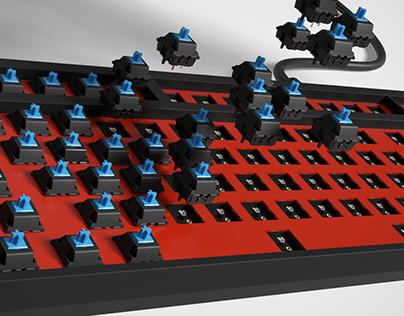 Keyboard Promotional Advertisement