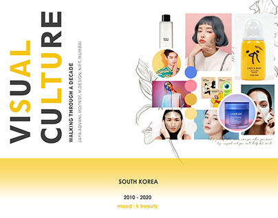 Visual Culture - A Decade through Korean Beauty