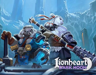 Lionheart - Wyld Class
