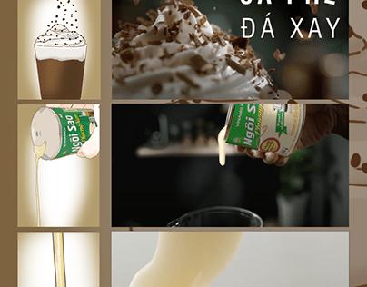 [Storyboard] Short TVC Sữa đặc Ngôi sao Phương Nam