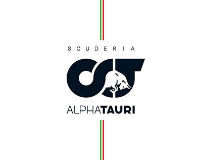 Scuderia AlphaTauri - Livery Concept