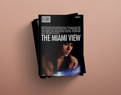 The Miami View: Magazine, Editorial.