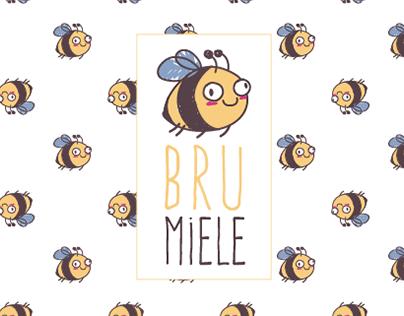 Logo Design | Bru Miele