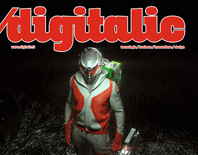 Cover Digitalic Magazine /10/2019 _n.88