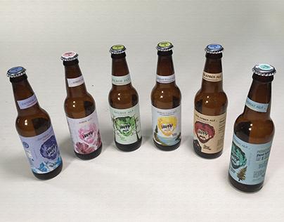 Happy Tree Brewery (beer concept)