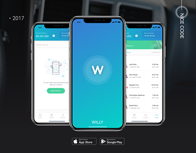 WILLY APP