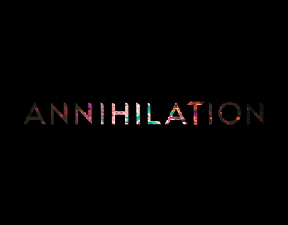 Annihilation Motion Graphic Title Sequence Study