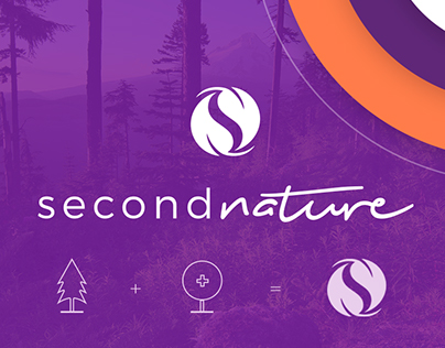 Second Nature Branding and UI Design