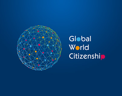 Global World Citizenship. Digital and corporate ID.