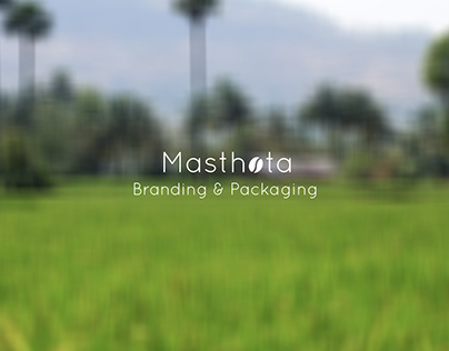 Branding & Packaging - Masthota