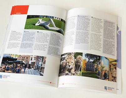 Magazine ECSG (European Company Sports Games)