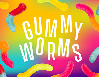 SmartSweets Gummy Worms Launch 2021