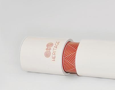 Heritage | Premium Packaging Proposal