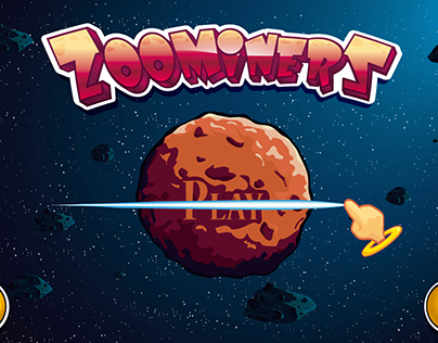 UI Mobile - Zoominers Game