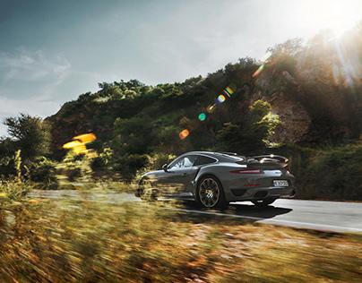 [Personal Work] Porsche 911.1