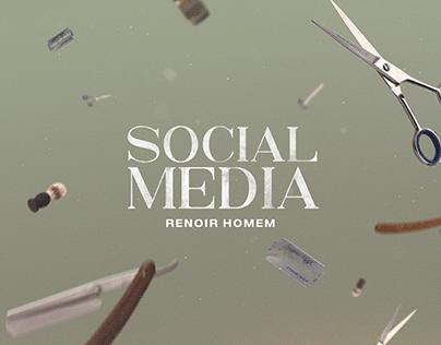 Social Media | Renoir Homem