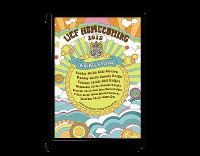 UCF Homecoming 2015