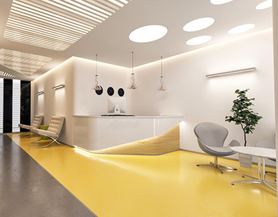 Airline office