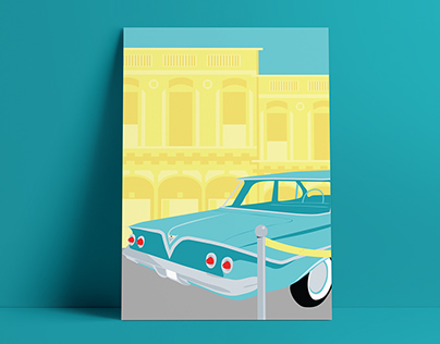 Classic Car Show Posters