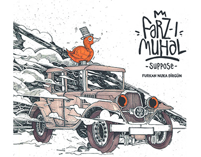 FARZ-I MUHAL ''SUPPOSE'' SOLO EXHIBITION
