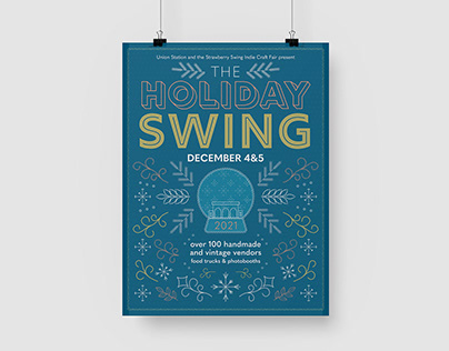 Holiday Swing Ad Campaign