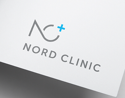 Clinic logo design