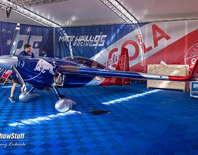 Red Bull Air Race: San Diego - Matt Hall Interview