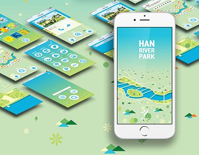 Han River App Redesign