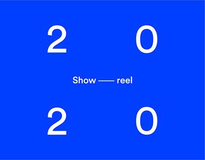 Animation Showreel 2020