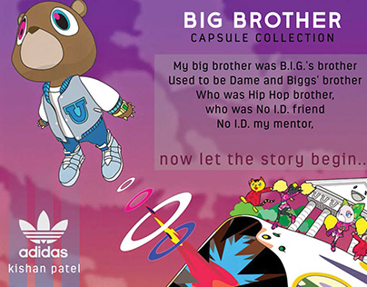 Big Brother Capsule collection