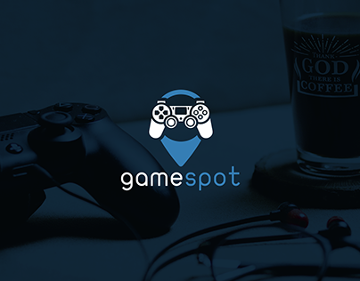 Gamespot | Logo Design