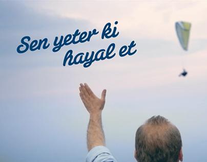 Türk Telekom Sen Yeter ki Hayal Et - Babalar Günü