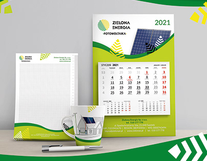 ZIELONA ENERGIA - BRANDING