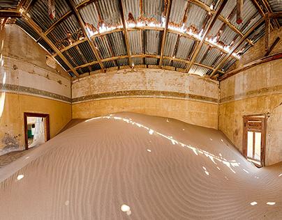 Idle Quarters - Kolmanskop