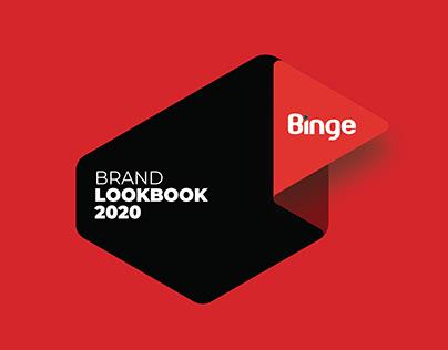 Brand Lookbook 2020   BINGE