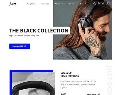 Logix | website design