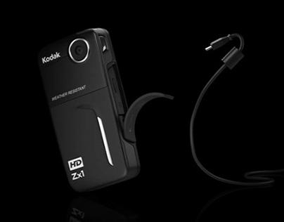 Kodak Zx1 / Minisite