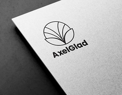 AxelGlad Logo Design