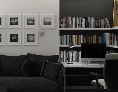 Small studio apartment 2014